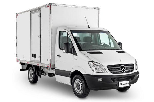 Мерседес Спринтер 311 CDI 2013 изотермический фургон