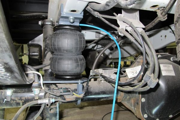 Пневмоподвеска Aride Ford Transit AWD RWD 2014-н.в. одиночка задняя ось
