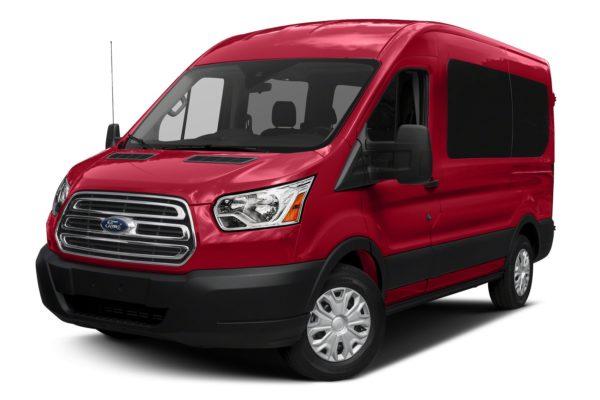 Ford Transit 2014-н.в. пассажирский фургон