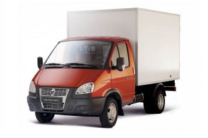 ГАЗель Бизнес изотермический фургон