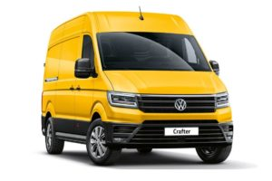 VW Crafter Kasten 4x4 2017