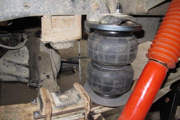 Пневмоподушка 160D2 для ГАЗель 4x4