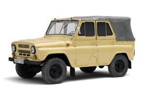 УАЗ-469 «Козел»
