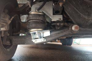 Правая пневмостойка ГАЗель Некст | Air Suspension Front Axle GAZelle NEXT