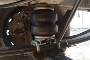 23010 ✘ Установка пневмоподушек на Fiat Ducato