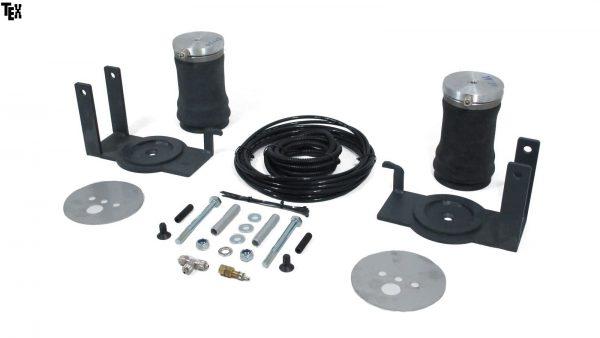 Rear air suspension for Ford Transit Custom