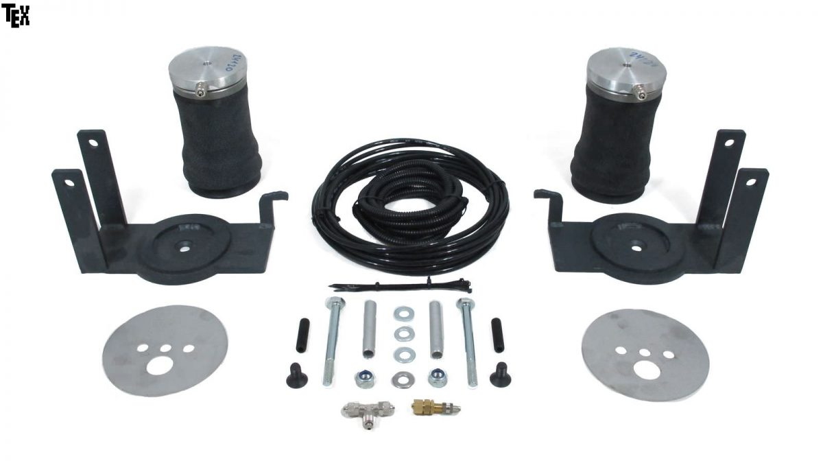 Air Suspension for Ford Tourneo Custom rear axle
