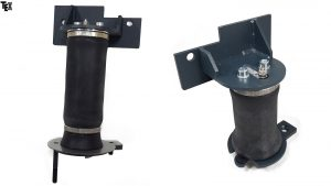 Manchon de ressort pneumatique avant pour Iveco Daily 35C 2006-2014