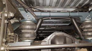 Aides pneumatiques arrière pour Iveco Daily 35-50 2014-présent