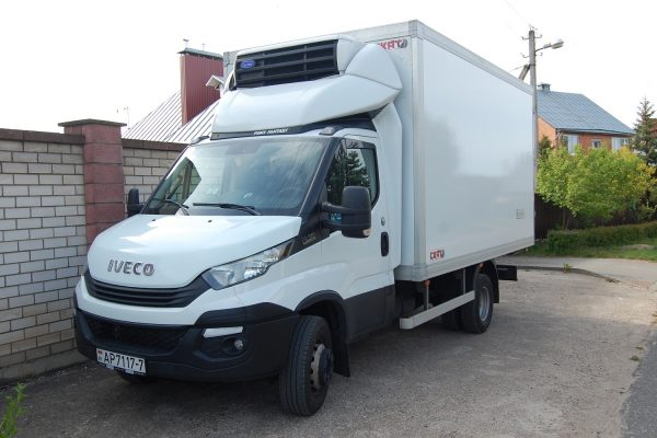 32050 ✘ Iveco Daily 72-170 2018 SKAT