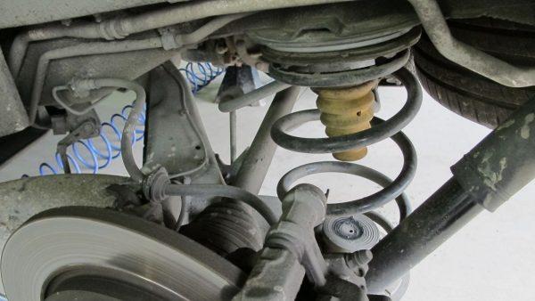 41040 ✘ Задняя подвеска Mercedes V-Class 2004-н.в.