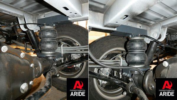 Aide pneumatique arrière Renault Master 4