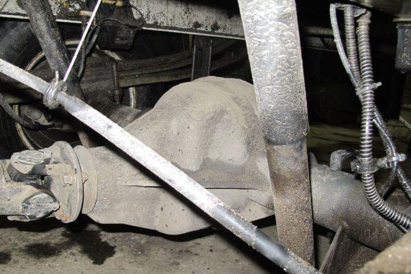 Réducteur essieu arrière Renault Mascott 2004-2010