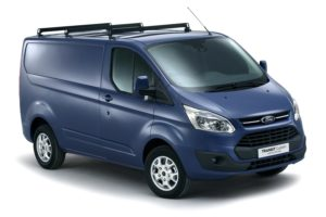 Ford Transit Custom 2012