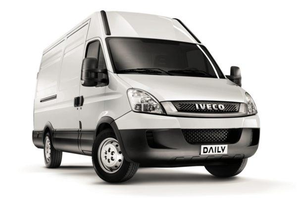 Iveco Daily 35S 2009 цельнометаллический фургон