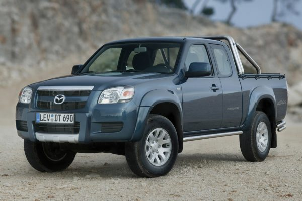Mazda BT-50 2006 Freestyle Cab