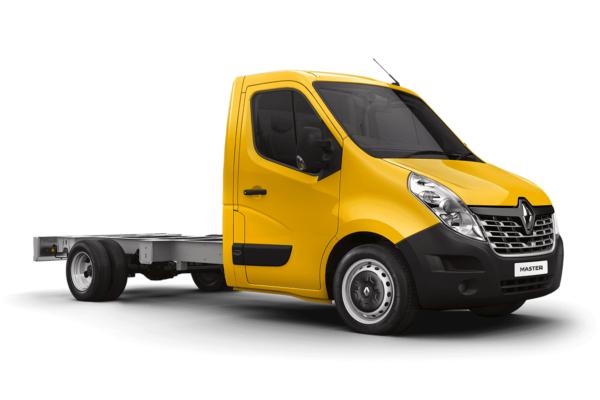 Renault Master спарка 2010-