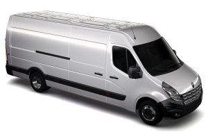 Renault Master III RWD