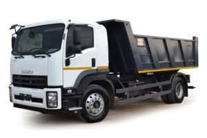 Isuzu Forward FV 18.0