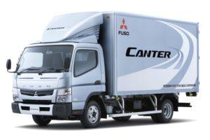 Mitsubishi Fuso Canter 2011