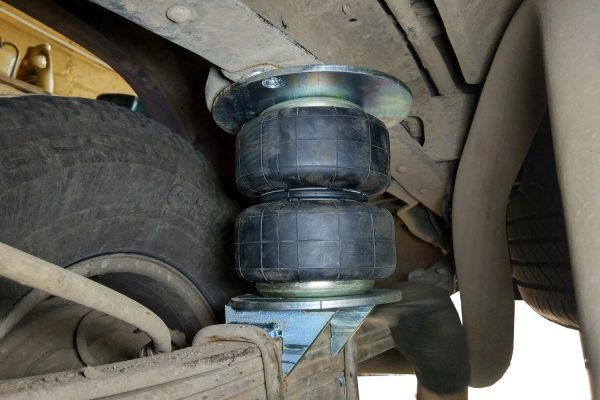 Installing Aride air suspension on Toyota Tundra