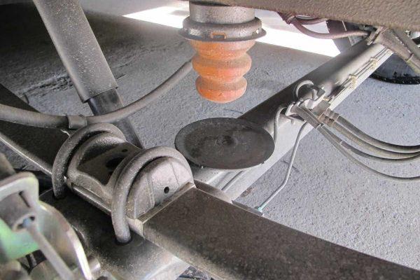 24092 ✘ Задняя балка с рессорами Ford Transit FWD 2014-н.в.