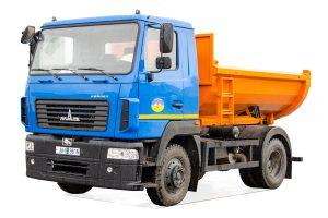 МАЗ-4370 «Корнет» (самосвал)