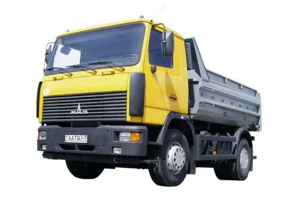 МАЗ-4371 «Зубрёнок» (самосвал)