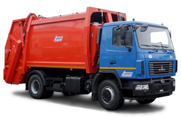 МАЗ-4570 «Зубрёнок» (мусоровоз)