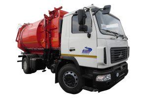 МАЗ-4580 «Корнет» (мусоровоз)