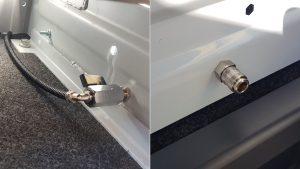 T10 ✘ Установка комплекта для подкачки колёс в салоне ГАЗель Некст