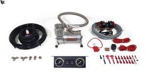 2TK Pro ✘ Профессиональная система управления двухконтурной пневмоподвеской