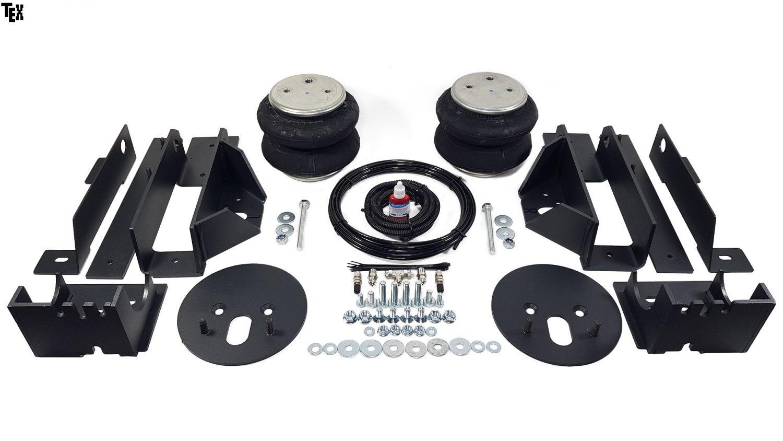 Reinforced air suspension kit for MB Sprinter 3xx, FV Crafter 35 2006-2018