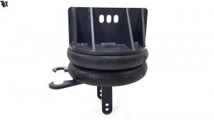 Front air spring on Volvo FM