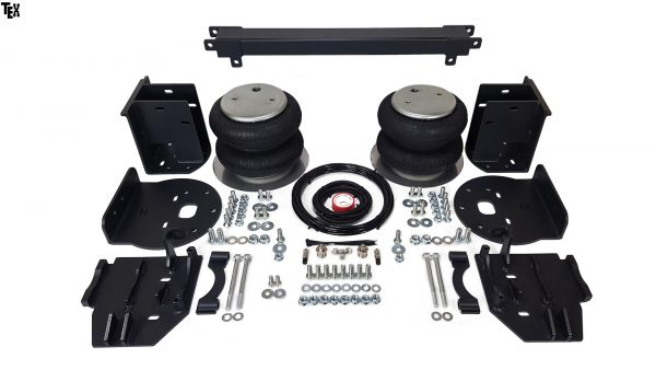 Suspension pneumatique pour essieu arrière EuroCargo 75-100
