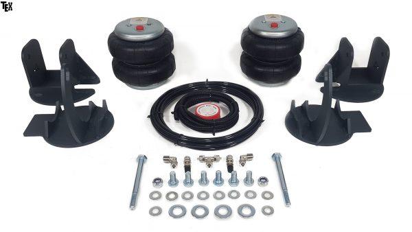 63032 ✘ Комплект пневмохелперов Aride на VW Amarok