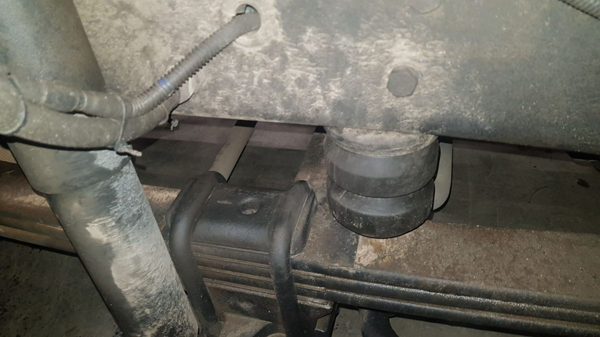 05023 ✘ Передняя подвеска КАМАЗ 65115