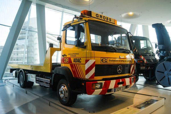 Mercedes-Benz 814 LK