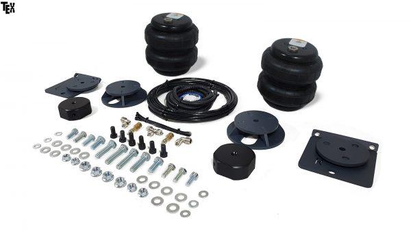Pneumohelper for the rear axle Dodge RAM 1500