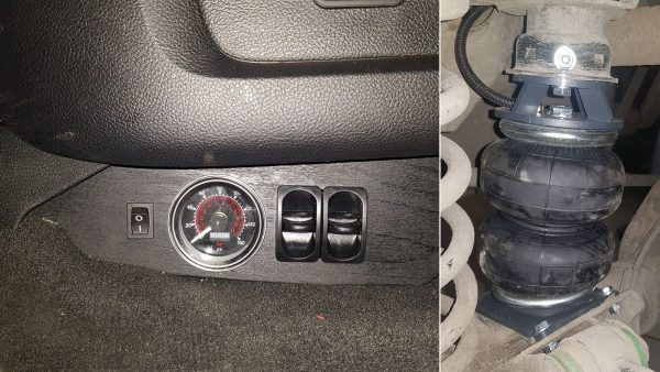 Control system for Dodge RAM 1500 2009-2018