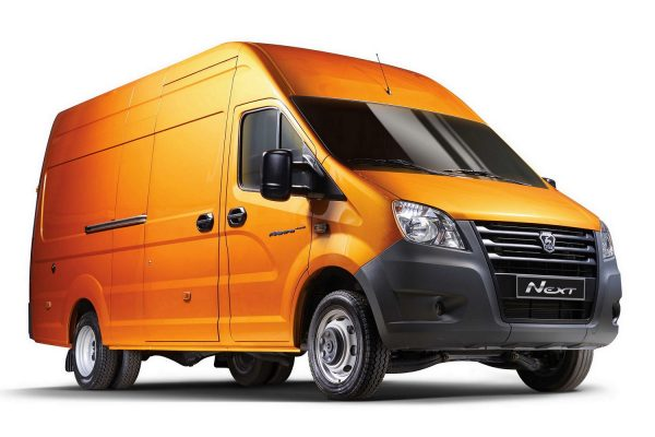 GAZelle NEXT цельнометаллический фургон