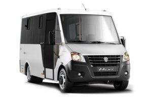 GAZelle NEXT A65RXX пассажирский автобус